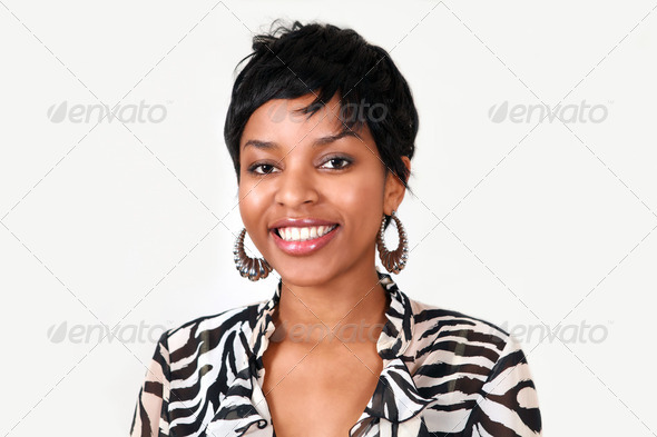 Smile - Stock Photo - Images