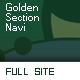 GSNavi ( full-site fullscreen template ) - ActiveDen Item for Sale