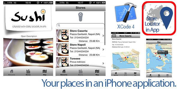 Store Locator in App - CodeCanyon Item for Sale