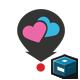 Lovers Point Locator Logo