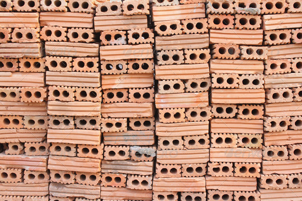 Brick - Stock Photo - Images