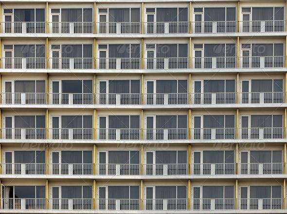 building windows - Stock Photo - Images