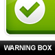 Resizable Warning Boxes - GraphicRiver Item for Sale