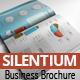 SILENTIUM - Modern Business Brochure - GraphicRiver Item for Sale
