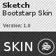 Sketch - Bootstrap Responsive Skin - CodeCanyon Item for Sale