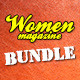 Women Magazine Bundle - GraphicRiver Item for Sale