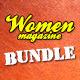Women Magazine Bundle - GraphicRiver Item for Sale