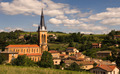 A village in Beaujolais, France - PhotoDune Item for Sale
