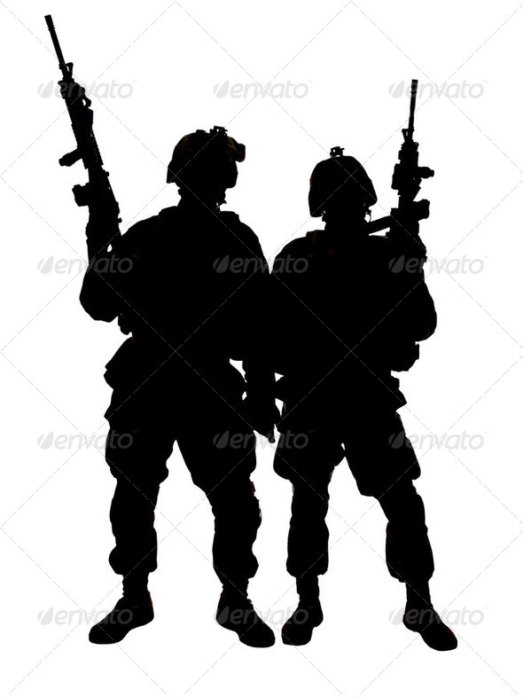 US marines - Stock Photo - Images