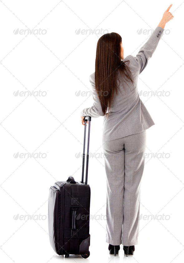 Business trip - Stock Photo - Images