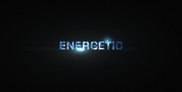 VideoHive Energetic Titles 3263747