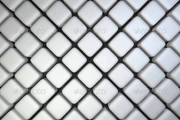 Cubes Background  - Stock Photo - Images