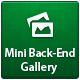 Mini Back-end Gallery