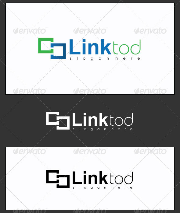 Link tod Logo Template