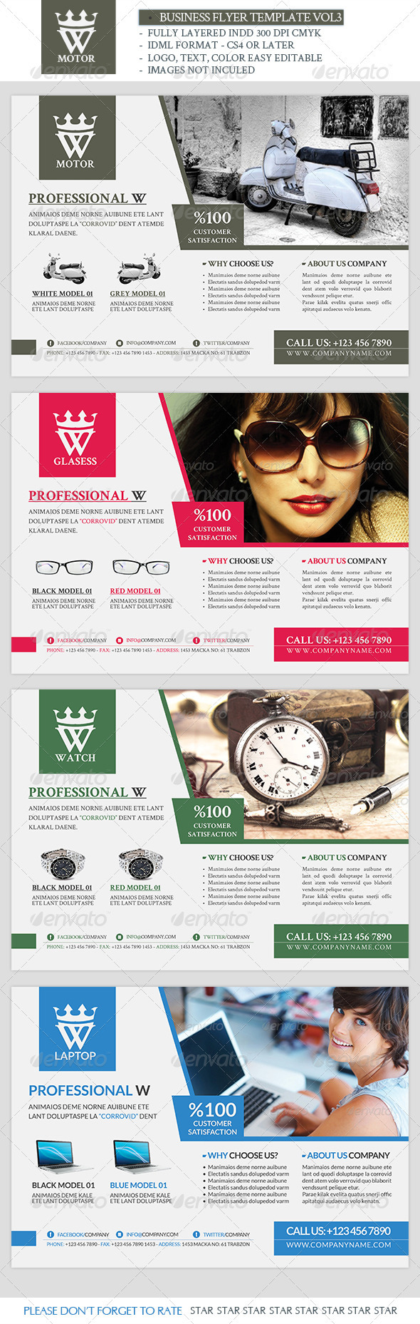 GraphicRiver Business Template Vol3 3266127