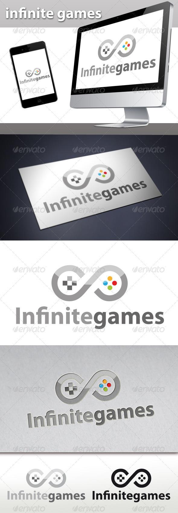 Infinite Games Logo
