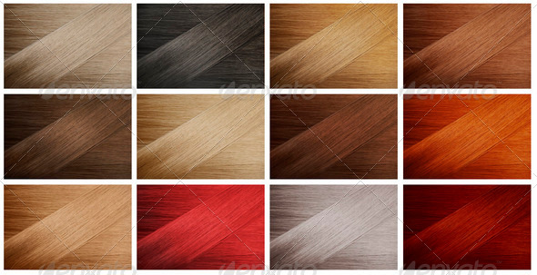 PhotoDune Hair Collage 2092042