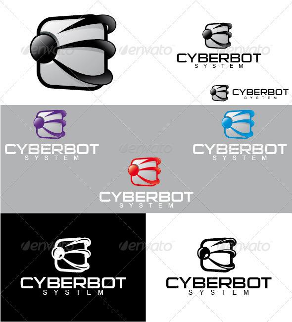 Cyberbot System Logo