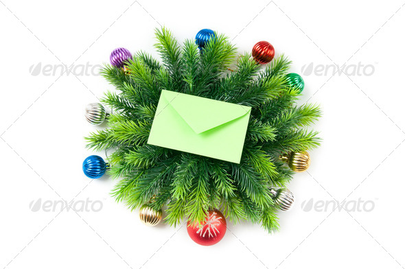 Festive concept for your message - Stock Photo - Images