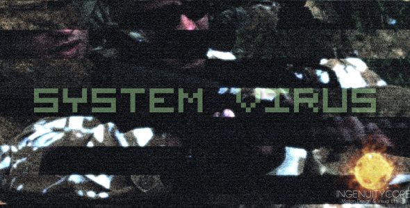 VideoHive System Virus 3268156