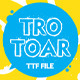 Trotoar True Type Font - GraphicRiver Item for Sale