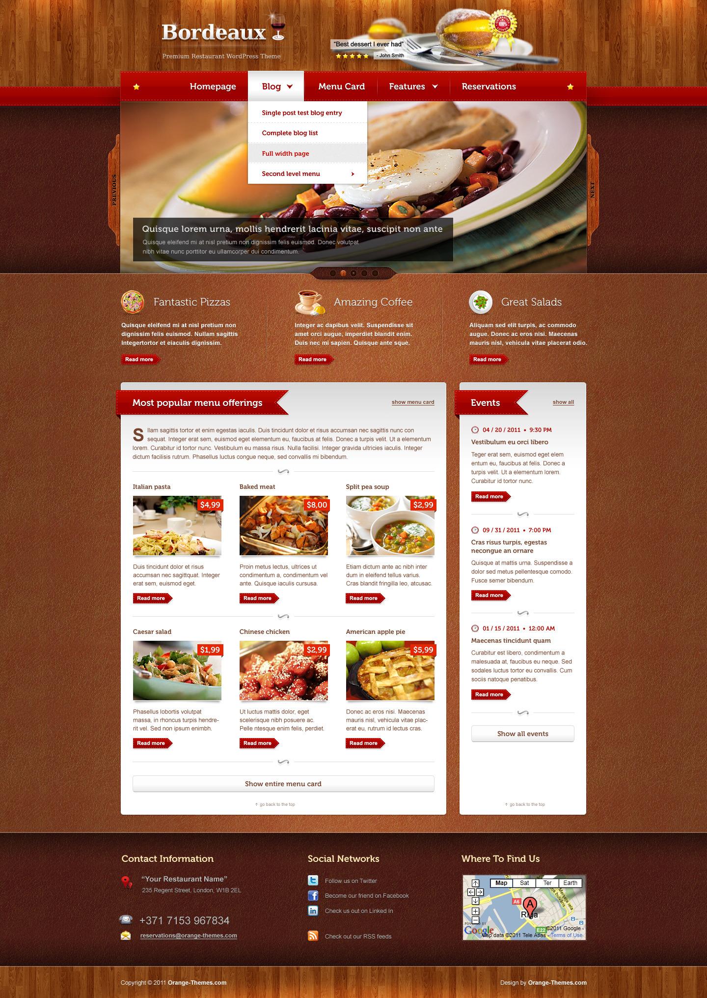 65 Superb Wordpress Themes For Entrepreneurs Wp Solver