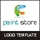 Paint Store Logo Templates - GraphicRiver Item for Sale