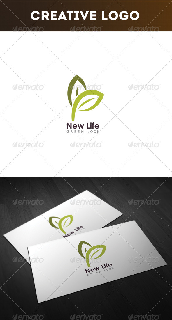 New Life Logo - Nature Logo Templates