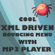 XML Bounce Menu - ActiveDen Item for Sale