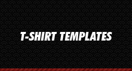 gbs* T-Shirt Templates