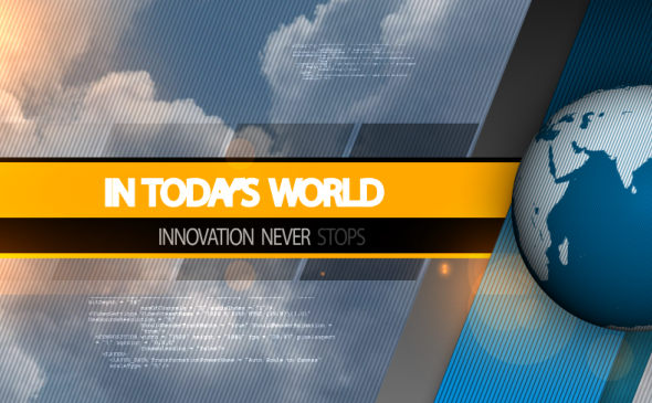 VideoHive Breaking News 3216406
