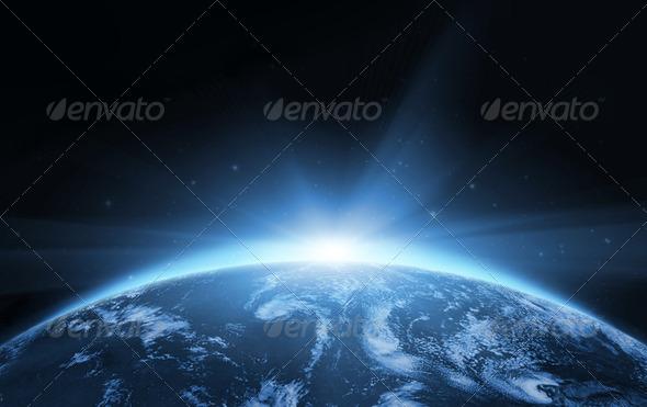 PhotoDune Planet earth 2102679