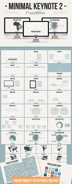 GraphicRiver Minimal Keynote 2 3250694