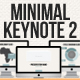 Minimal Keynote 2 - GraphicRiver Item for Sale