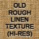 Old Rough Linen Texture (Hi-Res) - GraphicRiver Item for Sale