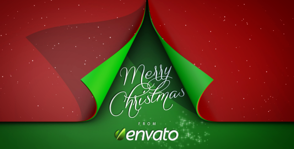 After Effects Project - VideoHive Christmas E-Card 3272263