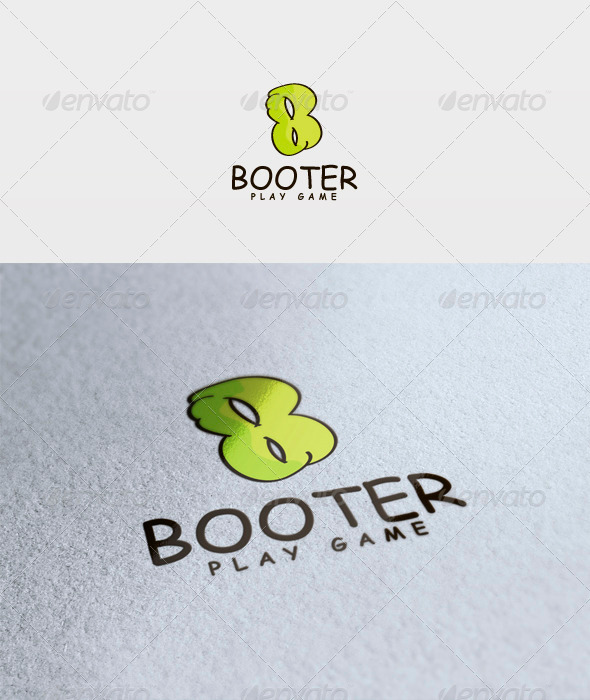 GraphicRiver Booter Logo 3272392