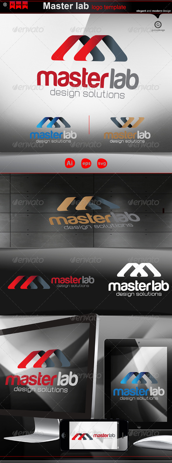 GraphicRiver Master lab 3272499