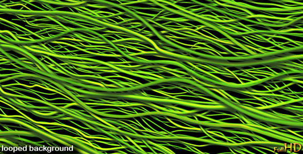 VideoHive Green Cords 3272642