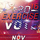 Exercise Your Vote: Flyer & Mailer Template - GraphicRiver Item for Sale