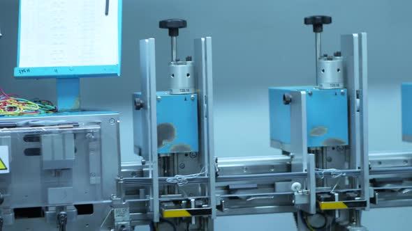 VideoHive Automatic Machine Work Fast 18981267