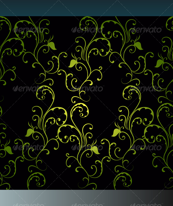 GraphicRiver Seamless pattern with curl 115467