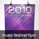 Music Festival Flyers - GraphicRiver Item for Sale