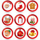Set of Christmas Symbols - GraphicRiver Item for Sale