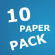 Paper Pack - ActiveDen Item for Sale