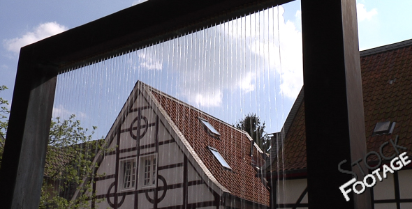 Village art Stock Footage Full HD H264