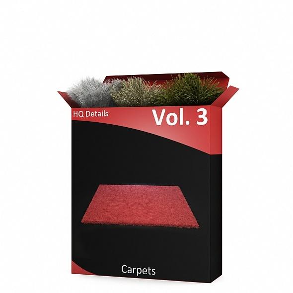 3DOcean HQ Details Vol.3 Carpets 340842