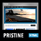 Pristine - Modern Corporate Portfolio - ThemeForest Item for Sale