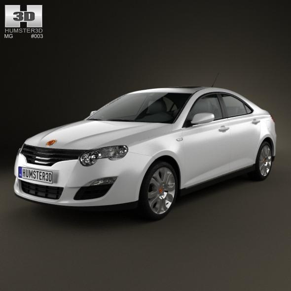 3DOcean MG 550 2012 3277341
