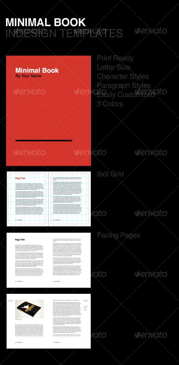 GraphicRiver Minimal Book 115619